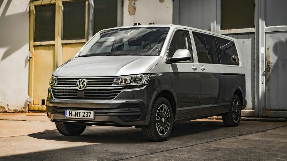 2020 Volkswagen Transporter Review