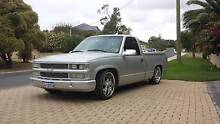 1992 Chevrolet Silverado Ute Perth CBD Perth City Preview