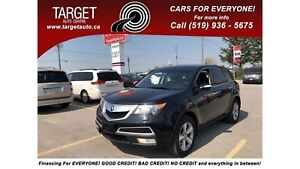2010 Acura MDX Tech Pkg Drives Great, Very Clean ***