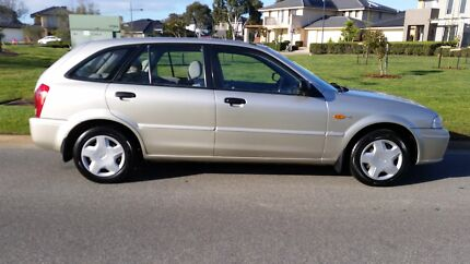 RWC REGO Immaculate 2002 manual Ford Laser Skye Frankston Area Preview