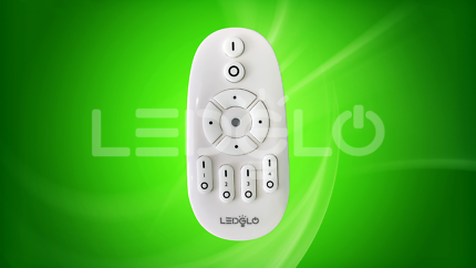 FREE REMOTE- LED 13W Remote Dimmable Downlights - Chrome or White