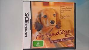 Nintendo DS Nintendogs Dachshund & Friends Complete AS NEW Rockdale Rockdale Area Preview