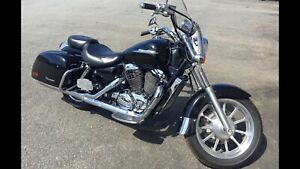 2000 Honda Shadow 1100 Tourer