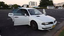 *URGENT* great backpacker car - 2001 Mitsubishi Magna FOR SALE Parramatta Park Cairns City Preview