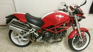 2006 Ducati S2R1000 Monster Classic -  Limited Edition Cleveland Redland Area Preview
