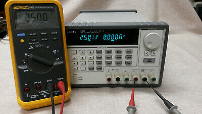 New Array 3631a Triple Output Dc Programmable Power Supply Wassys