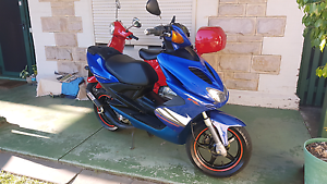 2005 Yamaha Aerox 50cc Torrensville West Torrens Area Preview