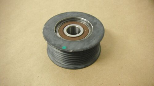 "222 PULLEY 8 GROOVE, 17MM BORE, 3"" DIAMETER"