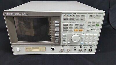 Hpagilentkeysight89410a Vector Signal Analyzer - Parts Unit 3097