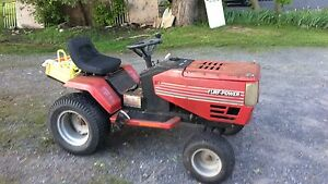 Turf Power Lawn Tractor
