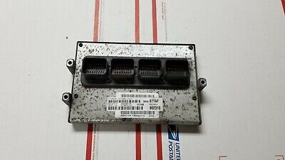 2005 Dodge Ram 2500 5.7L AT Engine Conmputer Module ECU ECM / 56028971