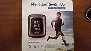 Magellan multi-sports GPS watch with cycling  extras Port Noarlunga Morphett Vale Area Preview