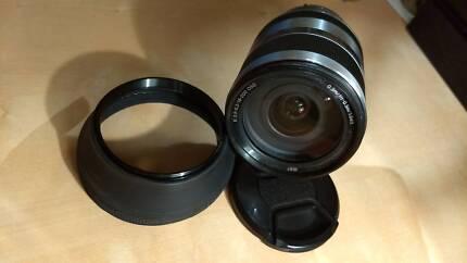 Sony E Mount E18-200mm f/3.5-6.3 OSS LE Lens