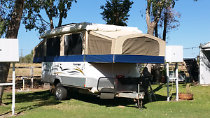 Campervan Jayco outback 2008 Barcaldine Central West Area Preview