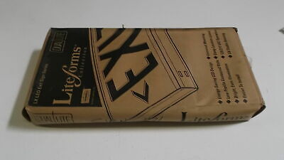 Dual Lite Exit Sign Lxugwe New In Box