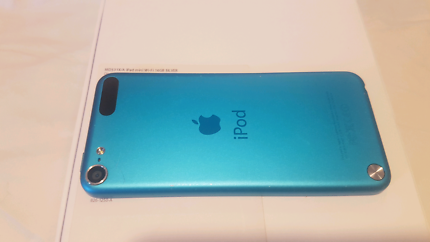 Apple ipod touch 5th gen 32g