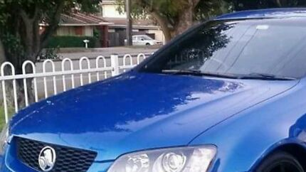 Holden ve ss 2011 series 2 voodoo bonnet Belmore Canterbury Area Preview