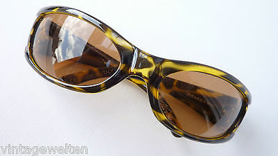 Biker Sunglasses Ideal Sport Goggles Bent Wide Underwired Sunglasses SIZE L