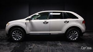2013 Lincoln MKX HEATED FRONT AND REAR SEATS! LEATHER! PUSH T...