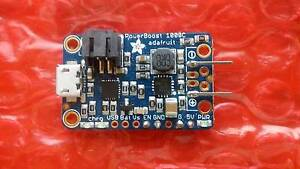 Adafruit Powerboost 1000C for Raspberry Pi Systems Keilor Downs Brimbank Area Preview