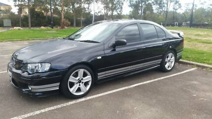 2003 Ford Falcon BA XR6 Turbo Sedan West Hoxton Liverpool Area Preview