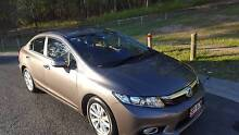 2014 Honda Civic Hatchback Mansfield Brisbane South East Preview