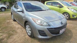 2010 Mazda 3 NEO sedan - see images / description  Kensington Bundaberg Surrounds Preview