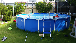 Above Ground swimming pool Glengowrie Marion Area Preview