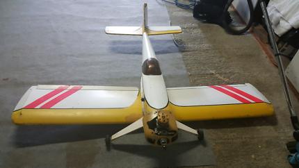 Large scale r/c plane