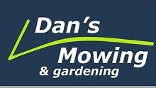 Daniels mowing & gardening  Fairfield Fairfield Area Preview