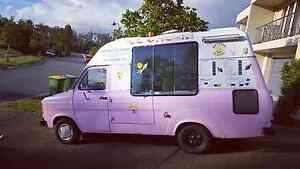 Icecream van for hire Coomera Gold Coast North Preview