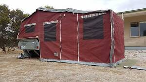 Billabong Soft Floor Fully Galvanised Off Road Camper Trailer Cohuna Gannawarra Area Preview