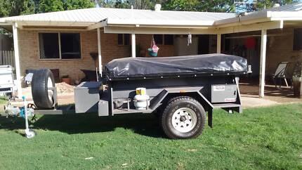 2006 Outback Adventurer Camper Trailer Meadowvale Bundaberg Surrounds Preview