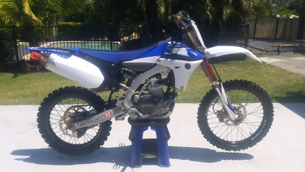 2013 YAMAHA YZ450F IMMACULATE LOTS OF EXTRAS