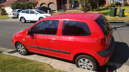 Wanted: Hyundai Getz