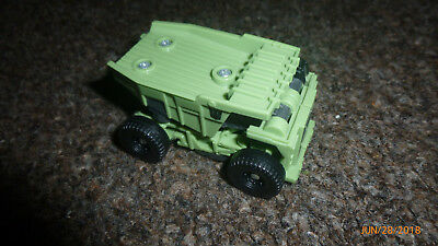 Transformers HFTD Hunt for the Decepticons Long Haul Legends Figure Complete
