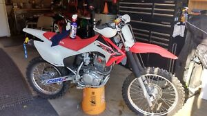 Really clean crf230f