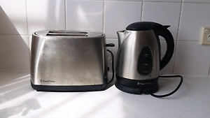 Kettle, Toaster, Tea Pot, French Press and Espresso Cups Bondi Eastern Suburbs Preview