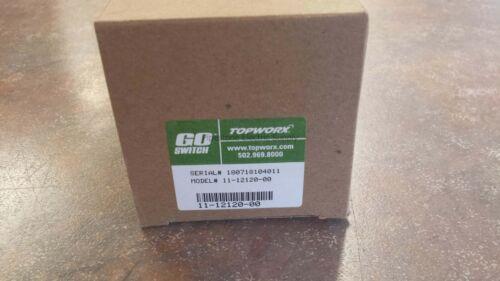 GO Switch/Topworx  11-12120-00           Kentucky Stock         NSFP