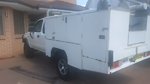 Hilux 1year rego Liverpool Liverpool Area Preview