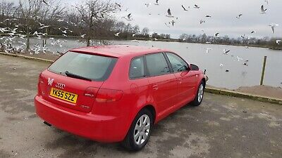 Audi A3 1.9 TDI 2005 Genuine Low Miles Full Service History