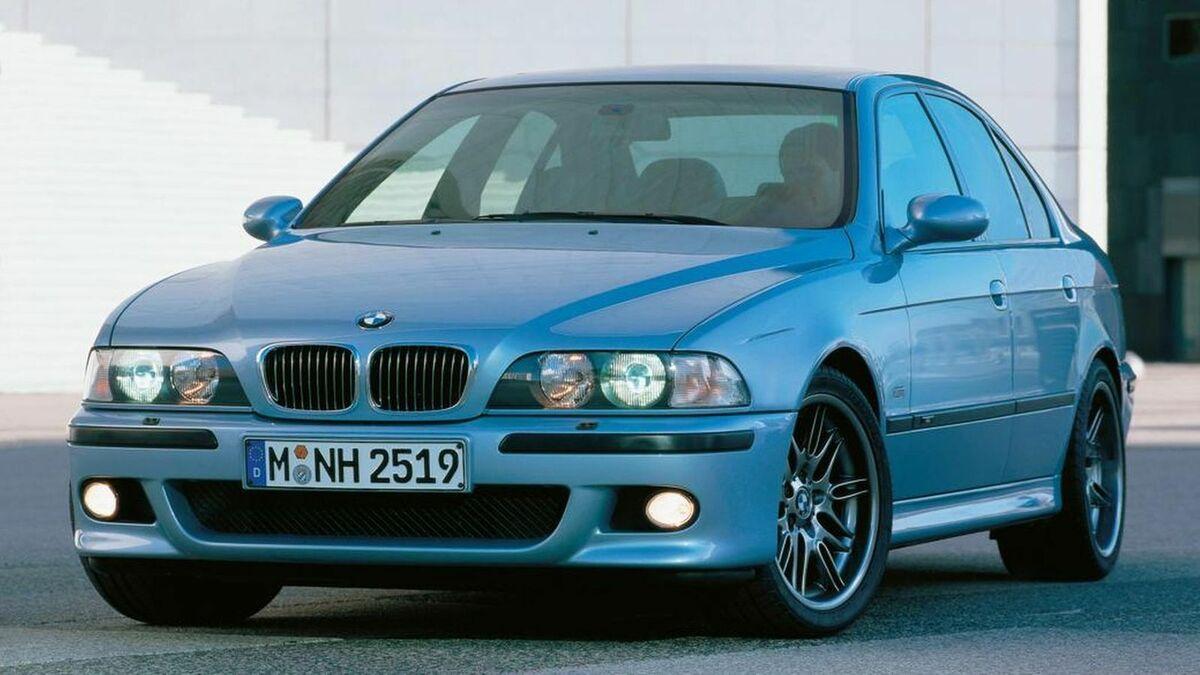 Bmw 5er E39 1995 Bis 2004 Gebrauchtwagen Tipp Mobile De
