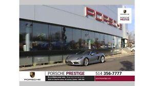 2017 Porsche Boxster Base