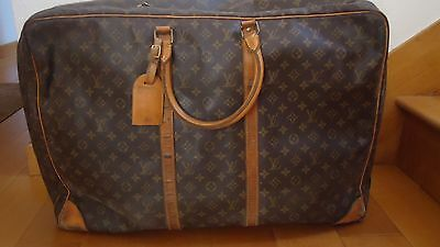 Louis Vuitton Softside Suitcase - Sirius series - Monogram Canvas - Pre-owned