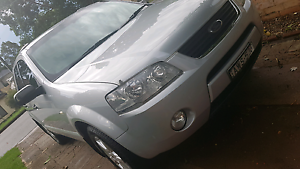 Ford territory St Marys Penrith Area Preview