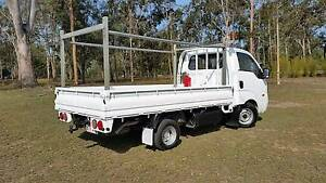 2005 Kia K2700 Dropside Flat Deck Low k's Tamborine Ipswich South Preview