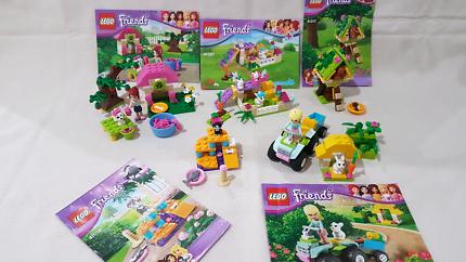 Genuine Friends Lego - Pets Set