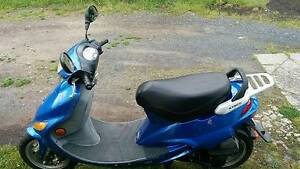 Kymco Vibe, Electric & Kick Start Scooter, great easy ride, LAMS Moonah Glenorchy Area Preview