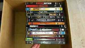 DVD's - $1 each Upper Mount Gravatt Brisbane South East Preview