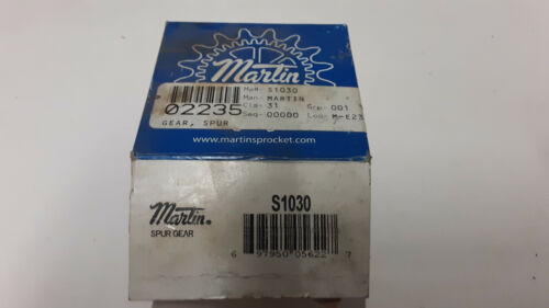 MARTIN S1030 Spur Gear NIB